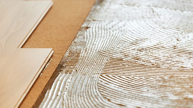 Functions and Uses of Cork Underlayment