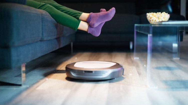 robot vacuum for tile floors